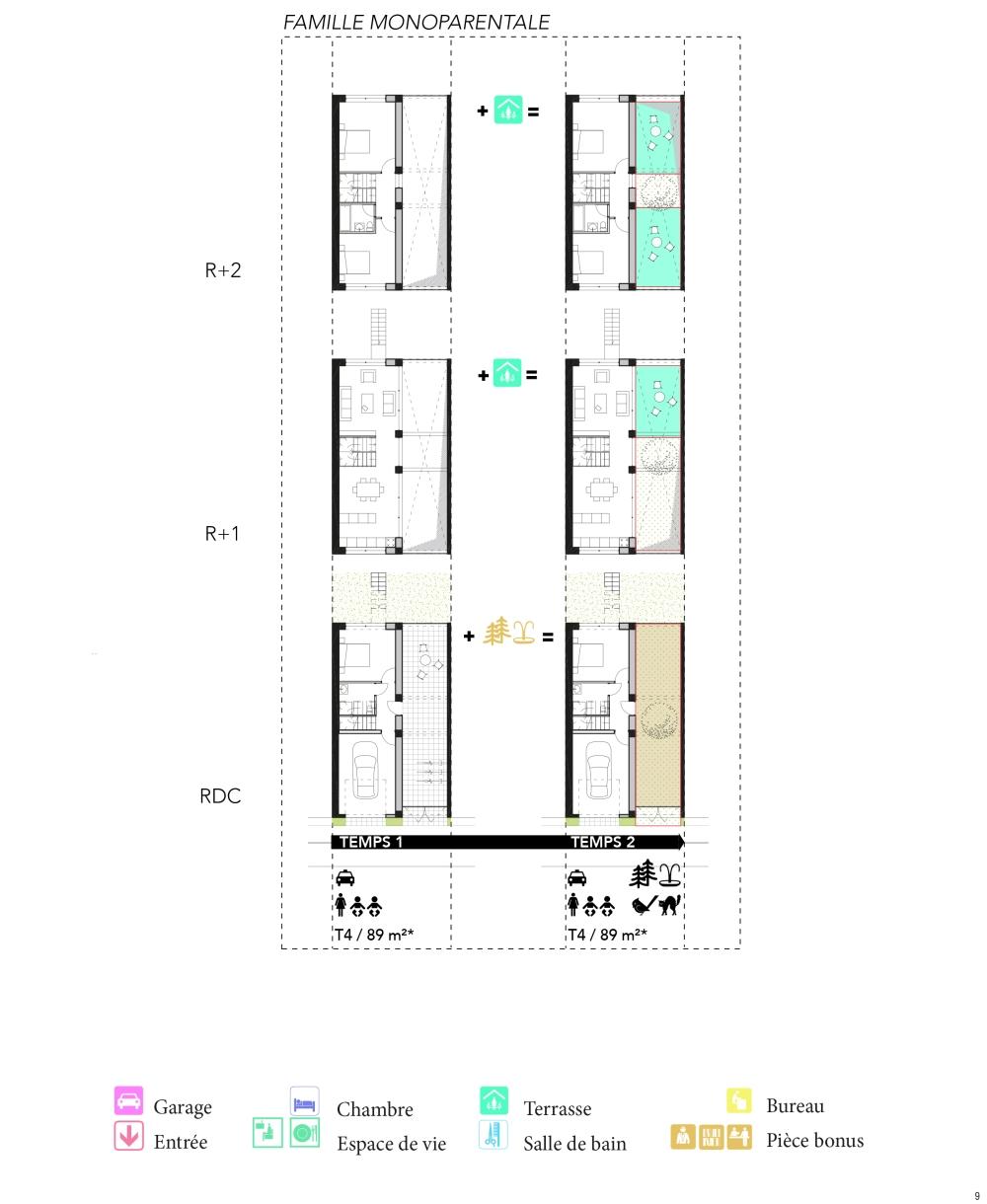 plan maison de ville-2